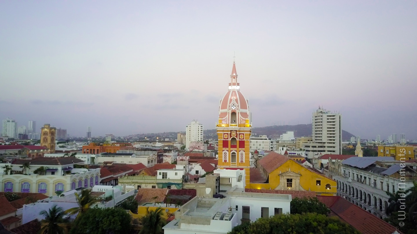 Things to do in Cartagena - Santa Catalina Cathedral: Considered one of the oldest cathedrals of America