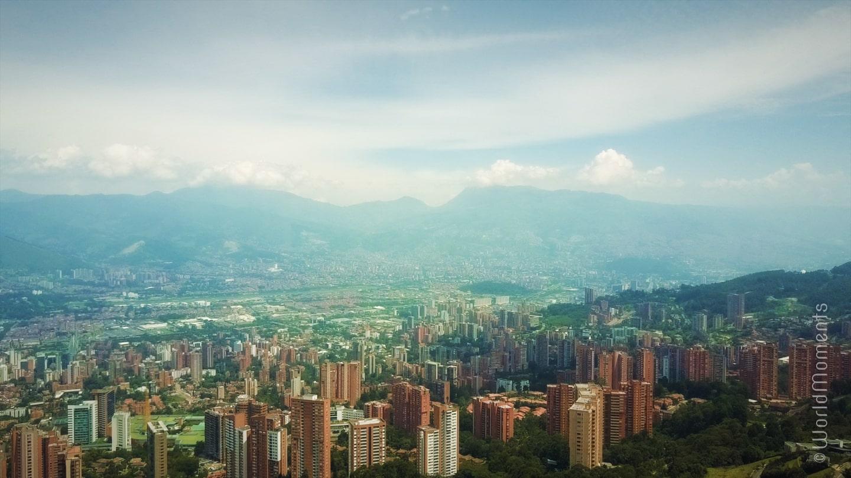 Tourism in Medellin - El Poblado is the center of nightlife