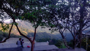 Minca Santa Marta Rio Elemento hostel mountain view