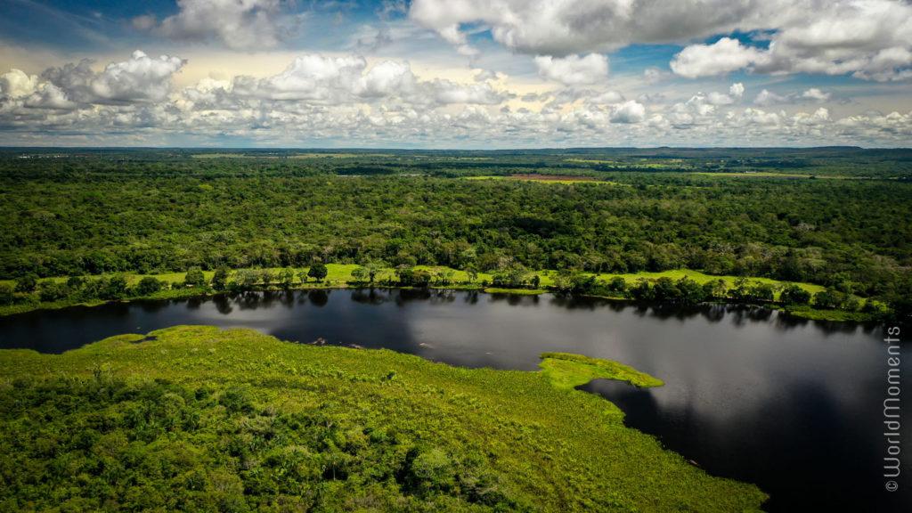 Laguna Negra landscape