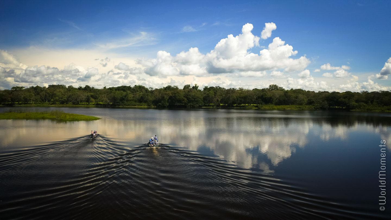 Laguna Negra in San Jose del Guaviare