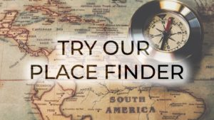 try our place finder south america