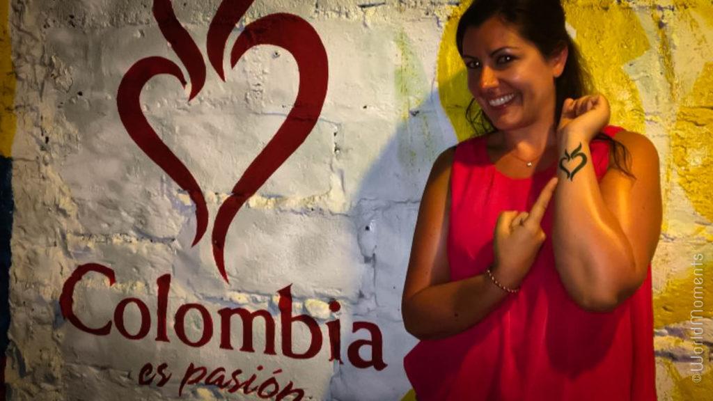 Historía viajeras en Colombia