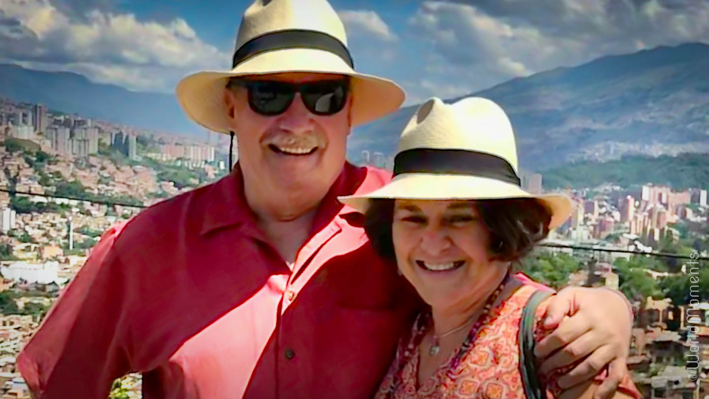travel stories: Susan and John from California to South America